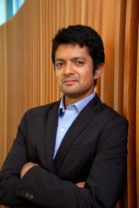 University of Washington Michael G. Foster School of Business new Marketing faculty Borah Abhishek in Paccar Hall